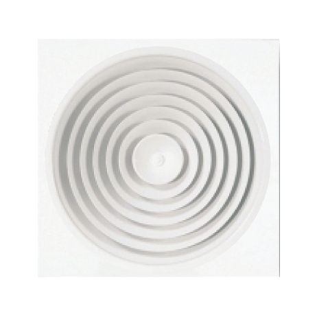 LOUVRE FACE DIFFUSER (LFD) | Air Guide